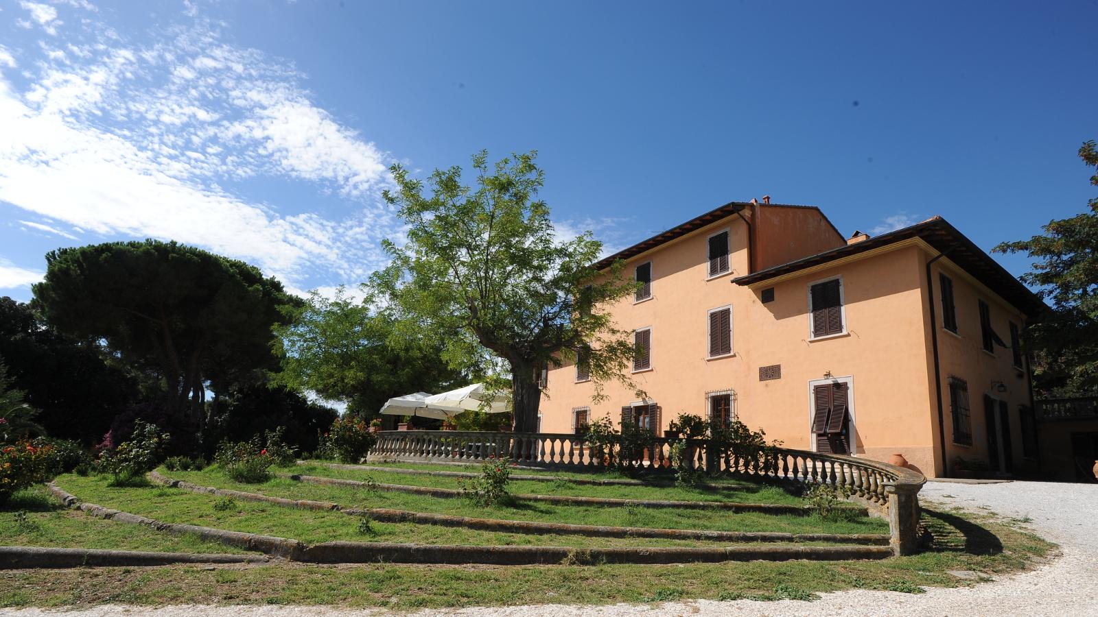 villa boldrini bb campiglia marittima