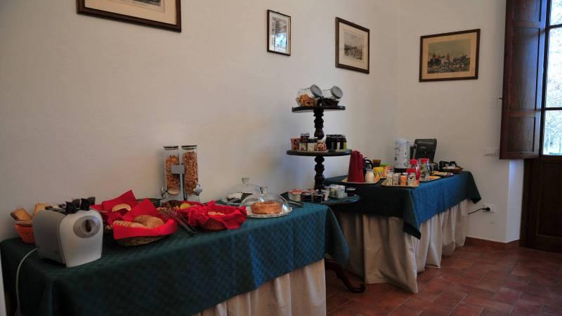 colazione bb villa boldrini